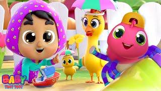 Incy Wincy Spider + More Kindergarten Nursery Rhymes & Baby Songs | Cartoon Videos by Kids Tv