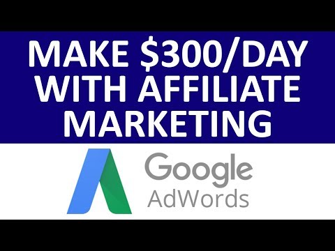 How To Make $300/Day With Affiliate Marketing For Beginners – Build A Automated Machine