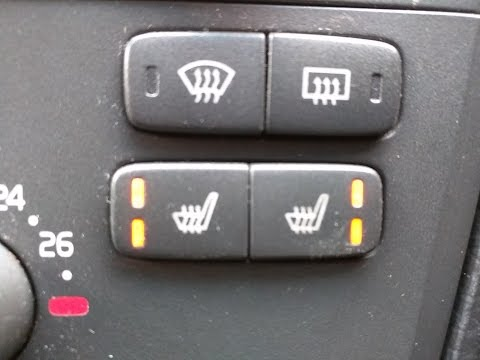 Heated Seat Fault Diagnosis and Cheap Repair