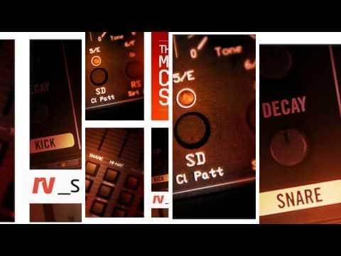 Thomas Penton Main Room Claps & Snares - Drum Kit Samples - RV Samples