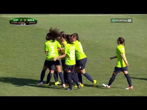 Liga Allianz: Sporting 3-1 A-dos-Francos