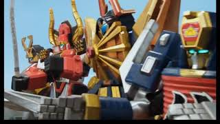 Power Rangers Super Samurai Episode 15 in Hindi - The Stroke of Fate