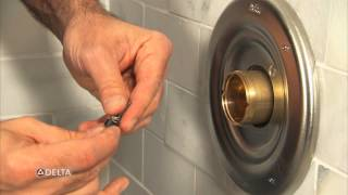 Delta Replacing Delta Tub Shower Cartridge