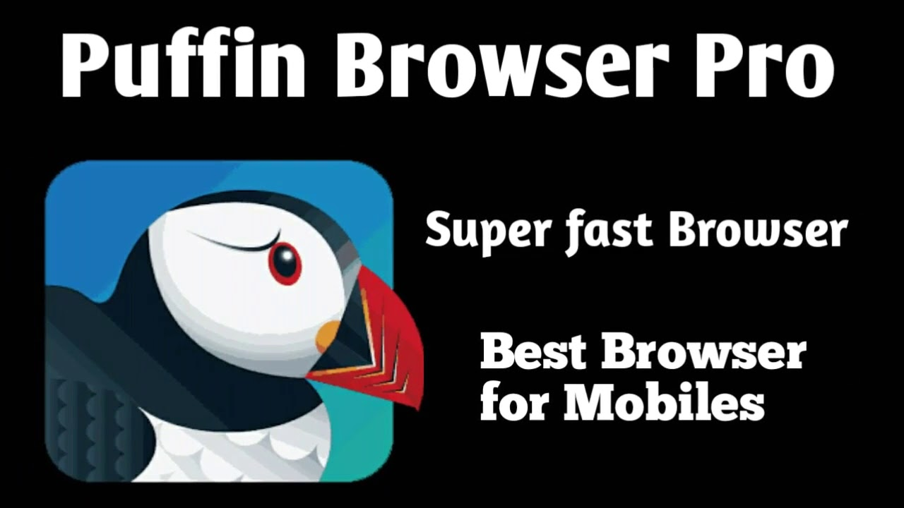 Superfast Browser ! best browser ! Puffin Browser Pro apk free download