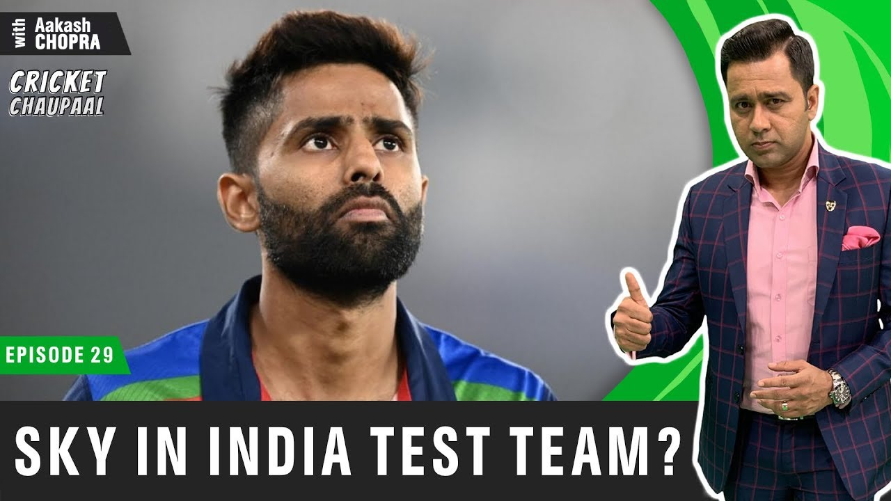 SKY to be Part of the TEST PLAYING XI in ENG | Q & A | Betway Cricket Chaupaal E29 | Aakash Chopra