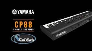 Yamaha CP88 Stage Piano - with Heratch Touresian