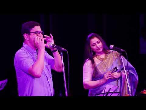 Gunguna Rahi Hai Bhramar..Harmonica: Subrata Ghosh And Gitasree Ghoshal