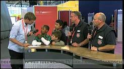 IdeenExpo 2009 - Das VGH Brandschutzmobil