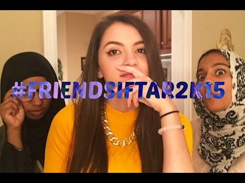 Friends Iftar