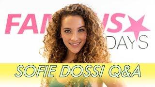 Sofie Dossi Q&A