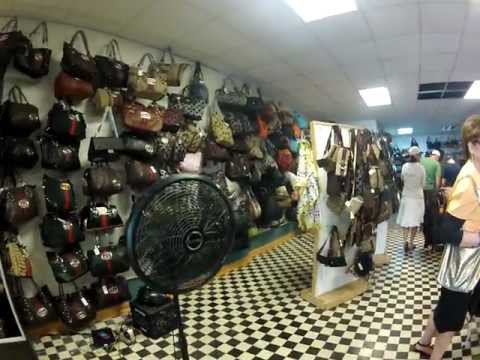 Louis Vuitton / Channel / Burberry Products in Nassau