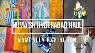 Shopping /Haul-4, NUMAISH HYDERABAD 2019 shopping/Haul, Nampally Exhibition shopping with prices