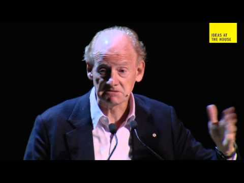 John Ralston Saul - It's Broke, How Can We Fix It? (Ideas at the House)