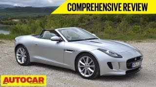 Jaguar F-Type | Comprehensive Review | Autocar India