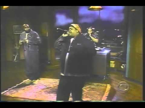 De La Soul Feat. Chaka Khan - All Good (live)