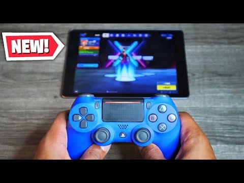 How to Play PS4 and Mobile App Games on iPhone Using PS4 Controller (NEW iOS 13)