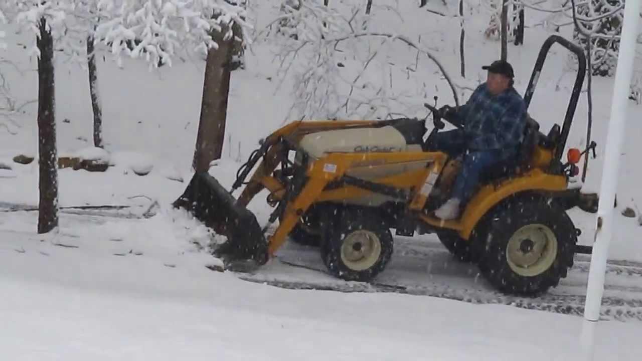 Cub Cadet Tractor 7205