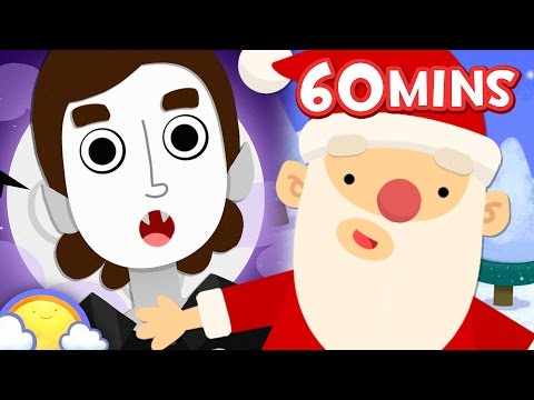 Merry Spookmas! | 60 Minutes of Christmas AND Halloween Songs for Children | CheeriToons