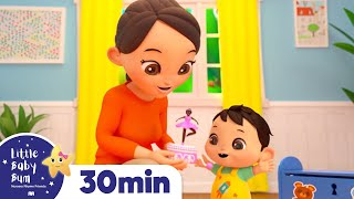 Playing with Mommy is The BEST! + More Playtime Songs For Kids | Little Baby Bum