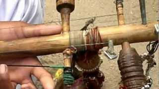 rajasthani folk musical instrument gujari or sarangi