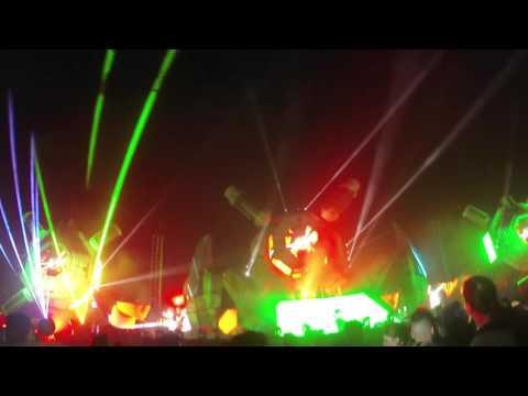 EDC LV day 1 Matrix & Futurebound drum n bass