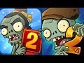 Plants vs Zombies 2 Steam Ages (China) -  New Pink Star New Powerup(PVZ 2)