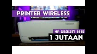 Review Printer HP Deskjet 3635 Indonesia