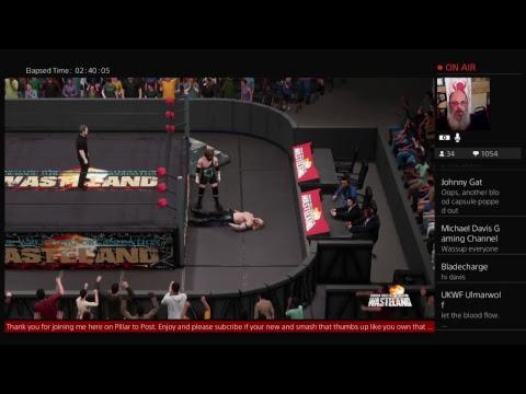 WWE 2K18 : R.W.O Wasteland    1.15.2018
