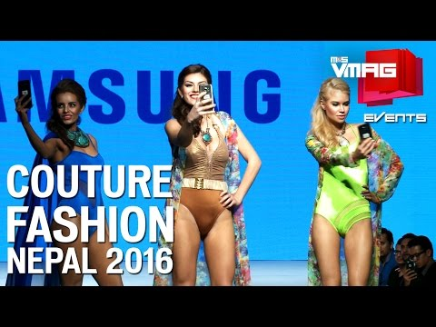 Couture Fashion Nepal 2016 | EVENTS | M&S VMAG