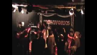 SYZYGIA FULL SHOW @ THE IRONWORKS PITTSBURGH PA 12-9-2012