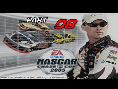 NASCAR 2005 CFTC Career | Part 8 | JEFF GORDON 1V1