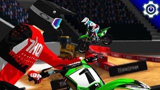 MX Simulator - 2018 MotoOption Supercross Round 2 - Houston