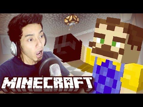 HELLO NEIGHBOR DI MINECRAFT?? | ADVENTURE MAP | Minecraft Indonesia