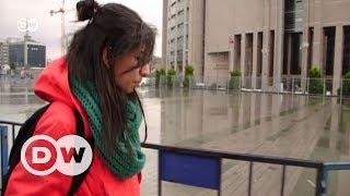 İstanbul'da adliye muhabirinin bir günü - DW Türkçe