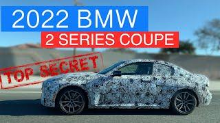 2022 BMW 2 Series Spy video and photo