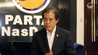 Hamdhani, Anggota DPR RI Fraksi Partai NasDem