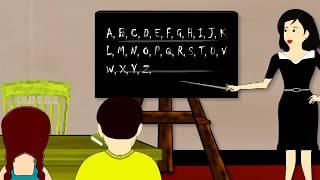 Learning Alphabets For Kids | Alphabets | Alphabet Songs For Children