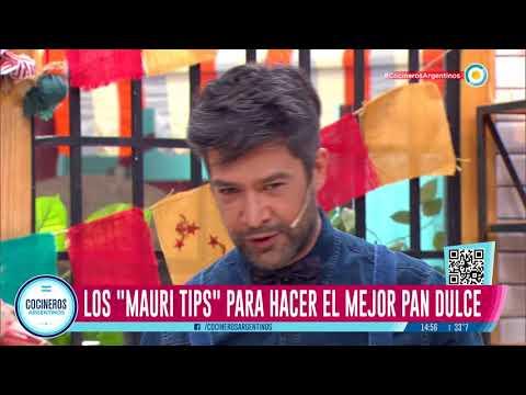 Pan dulce en Cocineros Argentinos (1 de 2)