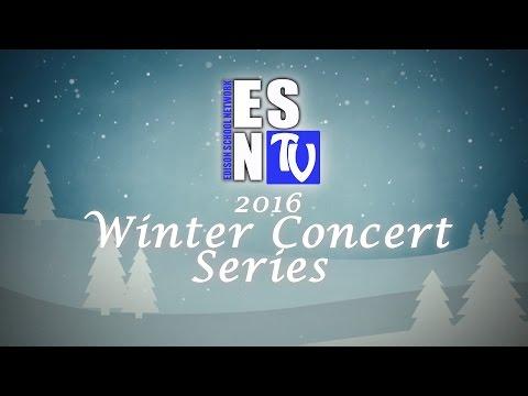 James Monroe Elementary School, 2016 Winter Concert, Student Performance