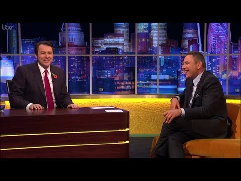 David Walliams Interview - The Jonathan Ross Show (4 November 2017)