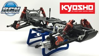 Kyosho Optima 2016 Re-Release 4wd Buggy - Build Update 1