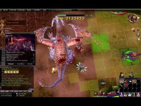 Atlantica Online TBS Last Stand solo in squad mode SwordM