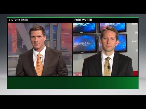 Property Tax Tips - Live Interview On WFAA With Jason Wheeler & Chandler Crouch