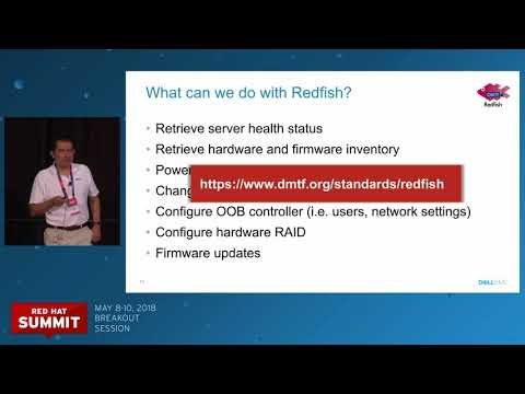 Using Ansible And Redfish To Automate Systems Management