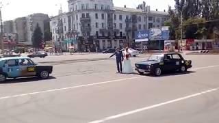 Дрифт Свадьба- Днепродзержинск
