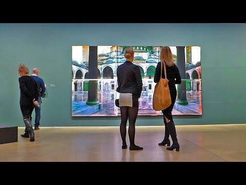 HAM - Helsinki Art Museum (Helsingin taidemuseo) Exhibition Tour :: Finland