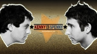 Kenny vs Spenny - Season 2 - Episode 6 - First one to talk loses