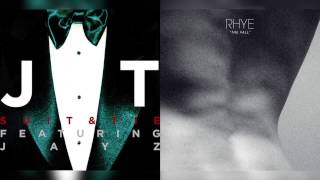 Justin Timberlake ft. Jay-Z vs. Rhye - The Suit & Tie Fall