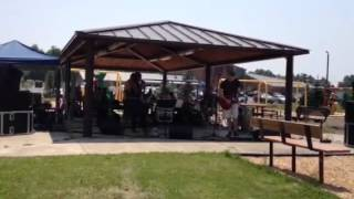 10th Mountain Div Rock Band plays Beyonce Cover If I Were A Boy
