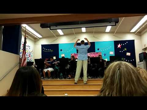 Foothill 5th Grade Band Concert